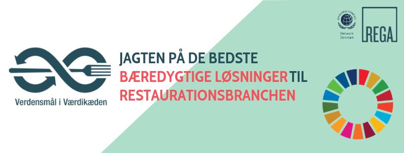 Danmark skal blive verdensmester i bæredygtige løsninger til restaurationsbranchen